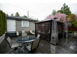 Photo 14: 1739 W 52ND AV in Vancouver: South Granville House for sale (Vancouver West)  : MLS®# V1109473