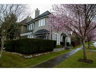 Photo 2: 1739 W 52ND AV in Vancouver: South Granville House for sale (Vancouver West)  : MLS®# V1109473