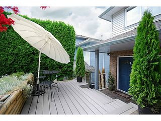 Photo 2: # 14 1615 SHAUGHNESSY ST in Port Coquitlam: Citadel PQ House for sale : MLS®# V1126768