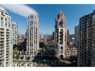 Photo 4: # 909 1238 SEYMOUR ST in Vancouver: Downtown VW Condo for sale (Vancouver West)  : MLS®# V1138886