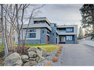 Main Photo: 4208 BRITANNIA DR SW in Calgary: Britannia House for sale : MLS®# C4077856