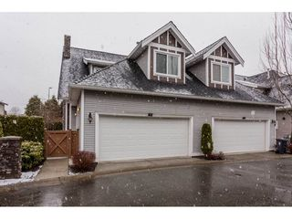 Photo 1: 31 19977 71 AVENUE in Langley: Willoughby Heights Townhouse for sale : MLS®# R2144676