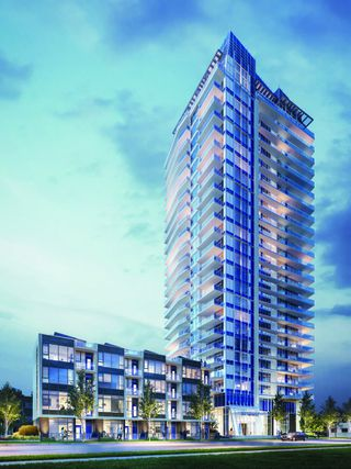 Photo 1:  in Burnaby: Condo for sale