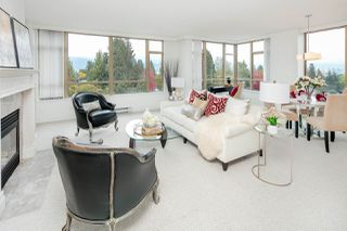 Photo 4: 502 2580 TOLMIE STREET in Vancouver: Point Grey Condo for sale (Vancouver West)  : MLS®# R2334008
