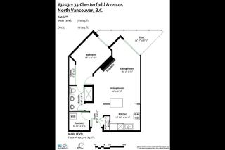 Photo 20: 3203 33 CHESTERFIELD Place in North Vancouver: Lower Lonsdale Condo for sale : MLS®# R2388716