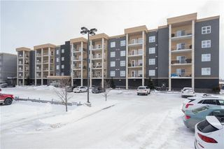 Photo 1: 206 100 Creek Bend Road in Winnipeg: River Park South Condominium for sale (2F)  : MLS®# 1932680