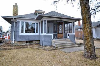 Photo 1: 393 Thompson Drive in Winnipeg: Grace Hospital Residential for sale (5F)  : MLS®# 202011418