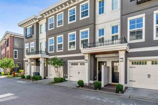 "Main Photo: 27 3399 151 Street in Surrey: Morgan Creek Townhouse for sale in ""Laureates Walk"" (South Surrey White Rock)  : MLS®# R2495286"