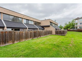 """Photo 20: 106 17720 60 Avenue in Surrey: Cloverdale BC Townhouse for sale in """"CLOVER PARK GARDENS"""" (Cloverdale)  : MLS®# R2503814"""