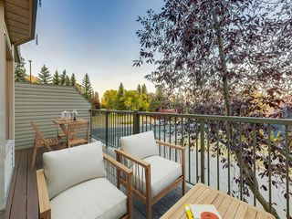 Photo 38: 225 Patina Park SW in Calgary: Patterson Row/Townhouse for sale : MLS®# A1040004