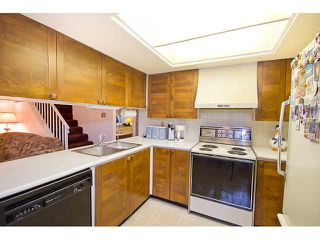 Photo 5: 3690 BORHAM in Vancouver: Champlain Heights Townhouse for sale (Vancouver East)  : MLS®# V940235