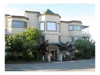 "Photo 1: 411 78 RICHMOND Street in New Westminster: Fraserview NW Condo for sale in ""GOVERNORS COURT"" : MLS®# V947254"