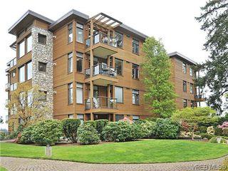 Photo 2: 303 5327 Cordova Bay Rd in VICTORIA: SE Cordova Bay Condo Apartment for sale (Saanich East)  : MLS®# 605408