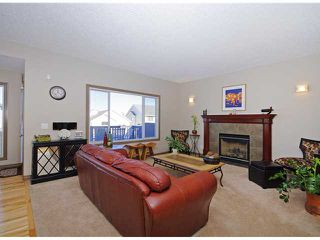 Photo 5: 50 Everhollow Rise SW in CALGARY: Evergreen Residential Detached Single Family for sale (Calgary)  : MLS®# C3543856