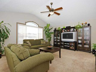 Photo 9: 50 Everhollow Rise SW in CALGARY: Evergreen Residential Detached Single Family for sale (Calgary)  : MLS®# C3543856