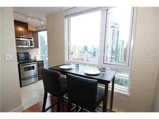 "Photo 2: 2302 1188 RICHARDS Street in Vancouver: Yaletown Condo for sale in ""PARK PLAZA"" (Vancouver West)  : MLS®# V985396"