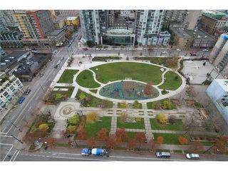 "Photo 7: 2302 1188 RICHARDS Street in Vancouver: Yaletown Condo for sale in ""PARK PLAZA"" (Vancouver West)  : MLS®# V985396"
