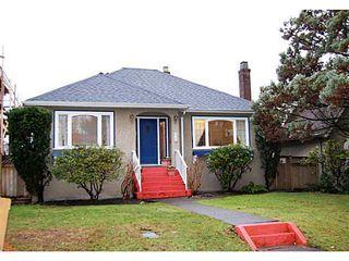 "Photo 1: 440 E 48TH Avenue in Vancouver: Fraser VE House for sale in ""FRASER"" (Vancouver East)  : MLS®# V988557"