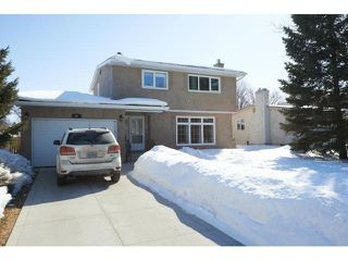 Photo 1: 97 Addison Crescent in WINNIPEG: Westwood / Crestview Residential for sale (West Winnipeg)  : MLS®# 1304972