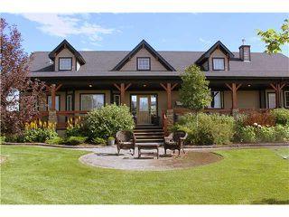 Photo 2: 88 RAVENCREST Drive in ALDERSYDE: Rural Foothills M.D. Residential Detached Single Family for sale : MLS®# C3582475