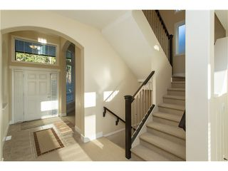 Photo 3: 3376 DON MOORE DR in Coquitlam: Burke Mountain House for sale : MLS®# V1040050