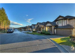 Photo 2: 3376 DON MOORE DR in Coquitlam: Burke Mountain House for sale : MLS®# V1040050