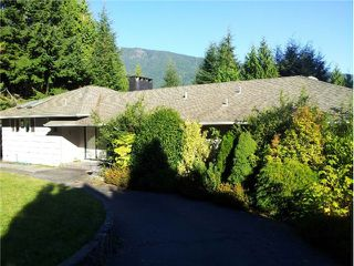 Main Photo: Stevens Drive in West Vancouver: British Properties House for rent