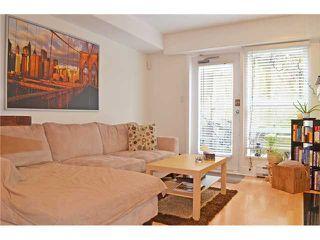 Photo 3: # G05 1823 W 7TH AV in Vancouver: Kitsilano Condo for sale (Vancouver West)  : MLS®# V1053670