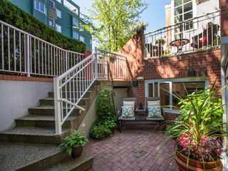 "Photo 16: 1511 MARINER Walk in Vancouver: False Creek Townhouse for sale in ""THE LAGOONS"" (Vancouver West)  : MLS®# V1076044"