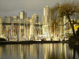 "Photo 1: 1511 MARINER Walk in Vancouver: False Creek Townhouse for sale in ""THE LAGOONS"" (Vancouver West)  : MLS®# V1076044"