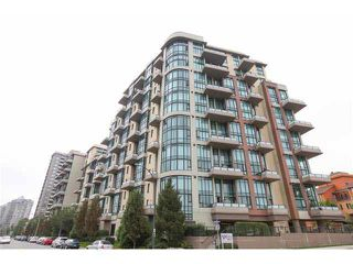 "Photo 1: 207 7 RIALTO Court in New Westminster: Quay Condo for sale in ""MURANO LOFTS"" : MLS®# V1078534"