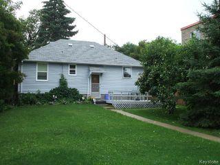 Photo 16: 261 Enfield Crescent in WINNIPEG: St Boniface Residential for sale (South East Winnipeg)  : MLS®# 1420965
