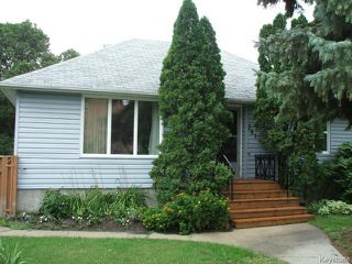 Photo 2: 261 Enfield Crescent in WINNIPEG: St Boniface Residential for sale (South East Winnipeg)  : MLS®# 1420965