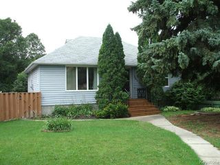Photo 1: 261 Enfield Crescent in WINNIPEG: St Boniface Residential for sale (South East Winnipeg)  : MLS®# 1420965