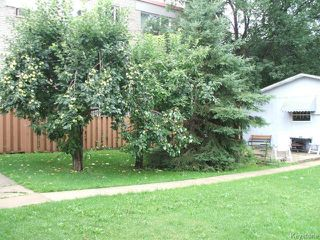Photo 17: 261 Enfield Crescent in WINNIPEG: St Boniface Residential for sale (South East Winnipeg)  : MLS®# 1420965