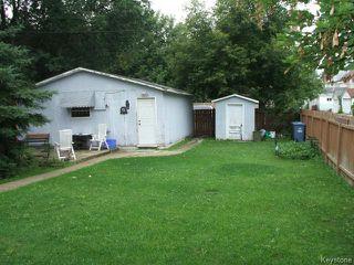 Photo 18: 261 Enfield Crescent in WINNIPEG: St Boniface Residential for sale (South East Winnipeg)  : MLS®# 1420965