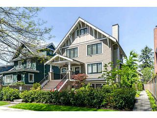 Photo 1: 339 W 15TH AV in Vancouver: Mount Pleasant VW Townhouse for sale (Vancouver West)  : MLS®# V1122110