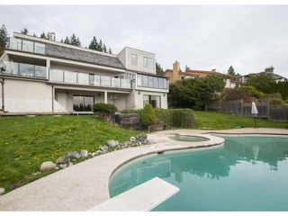 Main Photo: Chartwell Dr in West Vancouver: British Properties House for rent
