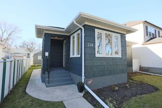 Main Photo: 240 Lipton Street in Winnipeg: Wolseley Single Family Detached for sale (5B)  : MLS®# 1628967