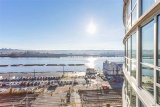 Photo 3: 907 14 BEGBIE STREET in New Westminster: Quay Condo for sale : MLS®# R2226607