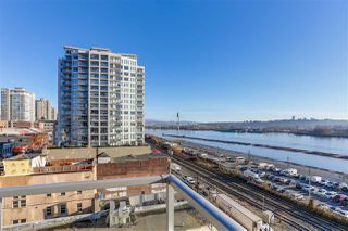 Photo 2: 907 14 BEGBIE STREET in New Westminster: Quay Condo for sale : MLS®# R2226607