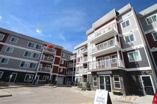 Main Photo: 233 1818 RUTHERFORD Road in Edmonton: Zone 55 Condo for sale : MLS®# E4192350