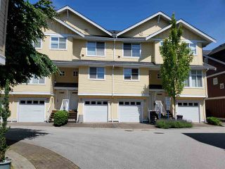 "Main Photo: 70 935 EWEN Avenue in New Westminster: Queensborough Townhouse for sale in ""COOPERS LANDING"" : MLS®# R2466265"