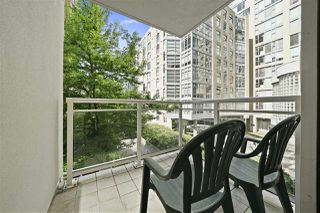 Photo 23: 305 910 BEACH AVENUE in Vancouver: Yaletown Condo for sale (Vancouver West)  : MLS®# R2459632