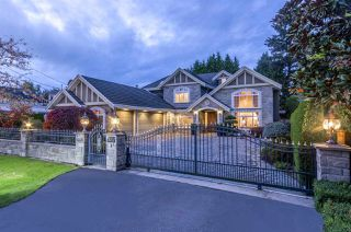 Main Photo: 3511 BARMOND Avenue in Richmond: Seafair House for sale : MLS®# R2503316