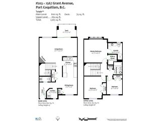 """Photo 21: 203 1567 GRANT Avenue in Port Coquitlam: Glenwood PQ Townhouse for sale in """"The Grant"""" : MLS®# R2513303"""