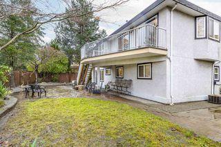 """Photo 35: 2151 DRAWBRIDGE Close in Port Coquitlam: Citadel PQ House for sale in """"CITADEL"""" : MLS®# R2525071"""