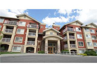 Photo 1: 323 22 RICHARD Place SW in CALGARY: Lincoln Park Condo for sale (Calgary)  : MLS®# C3527622