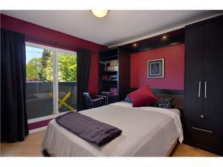 Photo 6: 2306 VINE Street in Vancouver: Kitsilano Townhouse for sale (Vancouver West)  : MLS®# V960791