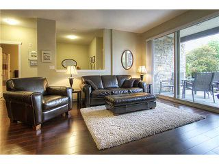 "Photo 3: 114 2336 WHYTE Avenue in Port Coquitlam: Central Pt Coquitlam Condo for sale in ""CENTREPOINTE"" : MLS®# V973270"
